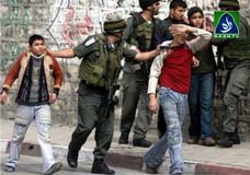 Detentions of Palestinian Children