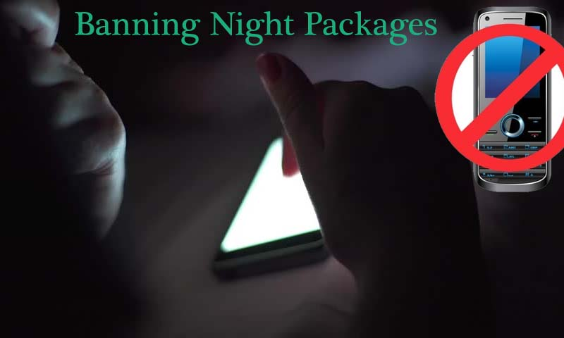 Khyber Pakhtunkhwa propose to ban mobile night packages |http://www.raah.tv