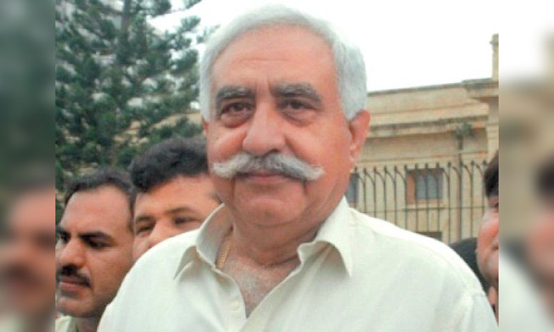 Irfanullah Marwat likely to join PTI